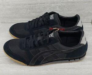 onitsuka all black
