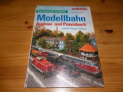 (2300) - Markus Tiedtke-mÄrklin-modello Ferroviario Potenziamento E Pratica Libro-mostra Il Titolo Originale