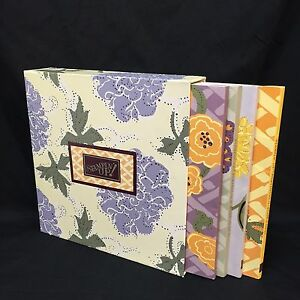 Stampin-Up-Creative-Ideas-Portfolio-II-From-the-Heart-Boxed-Book-Set-1999-1-4