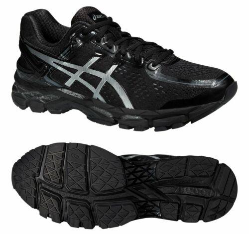 Asics GEL-KAYANO 22 Herren Laufschuhe running shoes rot gelb schwarz blau orange