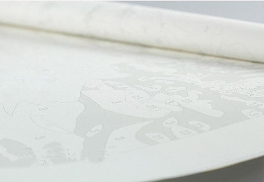 Malen Malen Malen nach Zahlen Triptychon Fantasy kahler Baum 60x120 cm f74baf