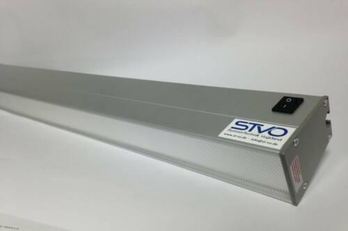 LED-Systemleuchte Arbeitsplatzleuchte Aluprofil Lampe Item-kompatibel 7,8W-46,8W
