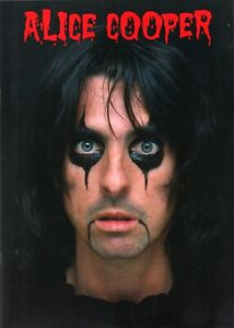 ALICE-COOPER-1979-MAD-HOUSE-ROCK-TOUR-CONCERT-PROGRAM-BOOK-BOOKLET-NMT-2-MINT