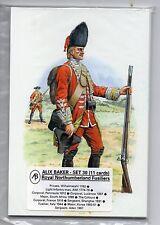 Royal Northumberland Fusiliers  Postcard set