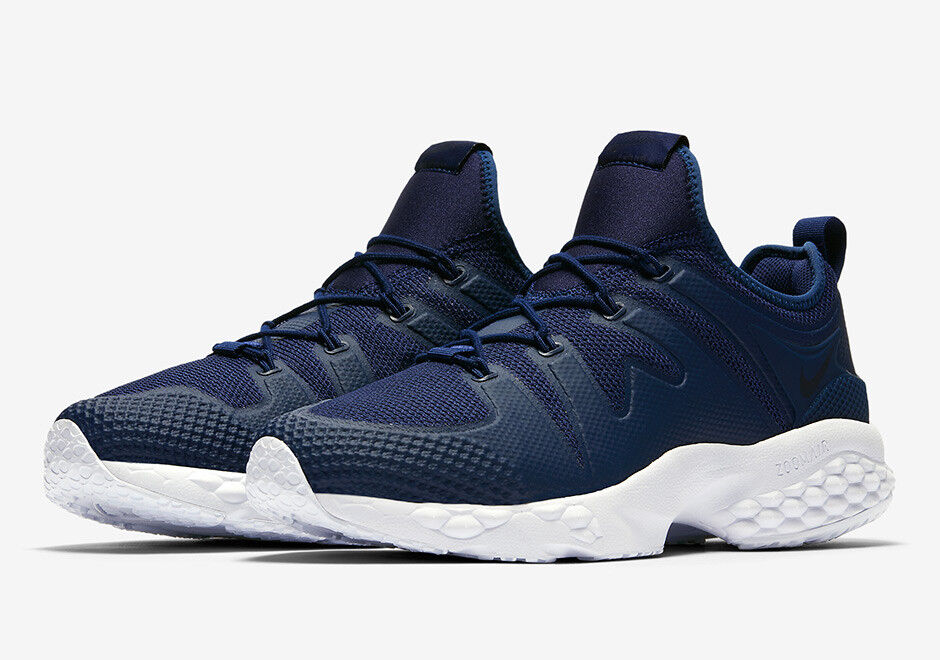 NIKE AIR ZOOM LWP '16 MEN'S CASUAL SHOES SIZE  8.5 MIDNIGHT NAVY 918226 400