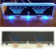 Dc12v Led Axial Lamps Vu Meterlights Power Amplifier Panel Dual Analog