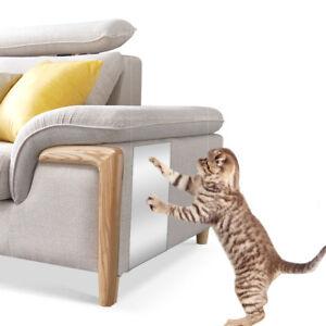 2pcs Cat Scratch Play Mat Pet Scratching Bed Pad Board