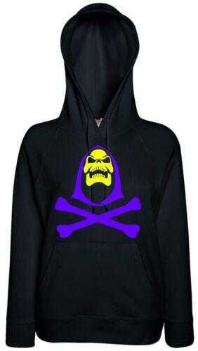 Squelette à Capuche ou Varsity Jacket Small 5XL He-man Masters of the Universe