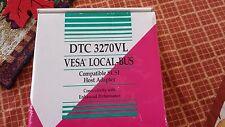 Data Technology DTC3270VL 32-Bit VLB SCSI CARD w/Floppy, Retail Box