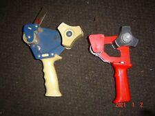 Tape Dispensers 2 Gun Packing Packaging Sealing Cutter Shipping Tool