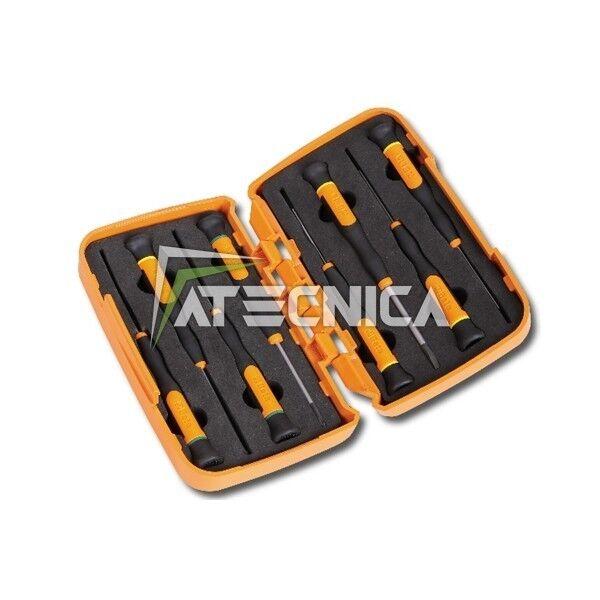 Set 8 microgiraviti Beta Tools 1257lph S8 1257lph 1257 S8 Mini Schraubendreher | Großer Verkauf  | Bevorzugtes Material  | Attraktiv Und Langlebig  | Umweltfreundlich