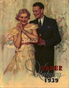 2b24e5502b Das Bild wird geladen Bruno-Bader-Pforzheim-Katalog -Schmuck-Uhren-Bestecke-1939