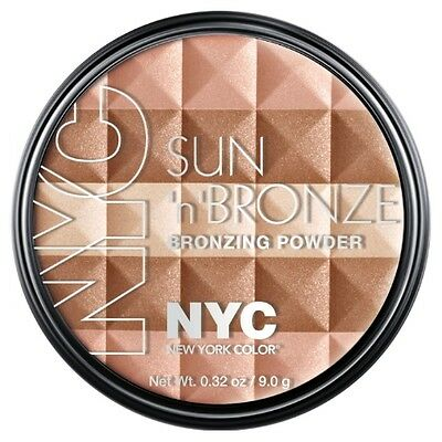 NYC Sun N Bronze Bronzing Powder - Hamptons Radiance