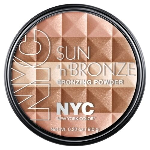 NYC Sun N Bronze Bronzing Powder - Hamptons Radiance