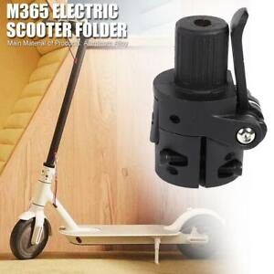 Folding-Black-Pole-Base-Safety-Replacement-for-M365-Electric-Scooter-Accessories