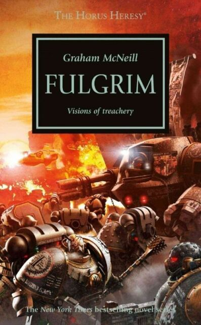 Fulgrim (The Horus Heresy)-ExLibrary