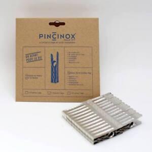 Pincinox Clothespegs-20 Pack-Lifetime Warranty-Never Break / Rust-New Paper Pack