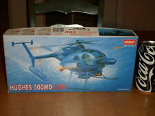 USA, HUGHES 500MD ASW, HELICOPTER, Plastic Model Kit, Scale: 1/48