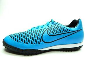 72b55fb66 NIKE Men s MAGISTA ONDA TF turquoise blue black men sizes 7.5   10 ...