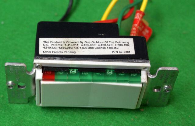WHITE LIGHTOLIER EB600VA-W EASYSET BASIC DIMMER 600VA