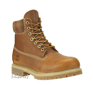 half off 724b2 b4a86 Details zu Timberland Schuhe Herren A112D FTB 6 in Premium Boot Medium  Brown Waterproof Neu