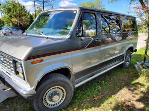 1991 Ford E 250 Econoline
