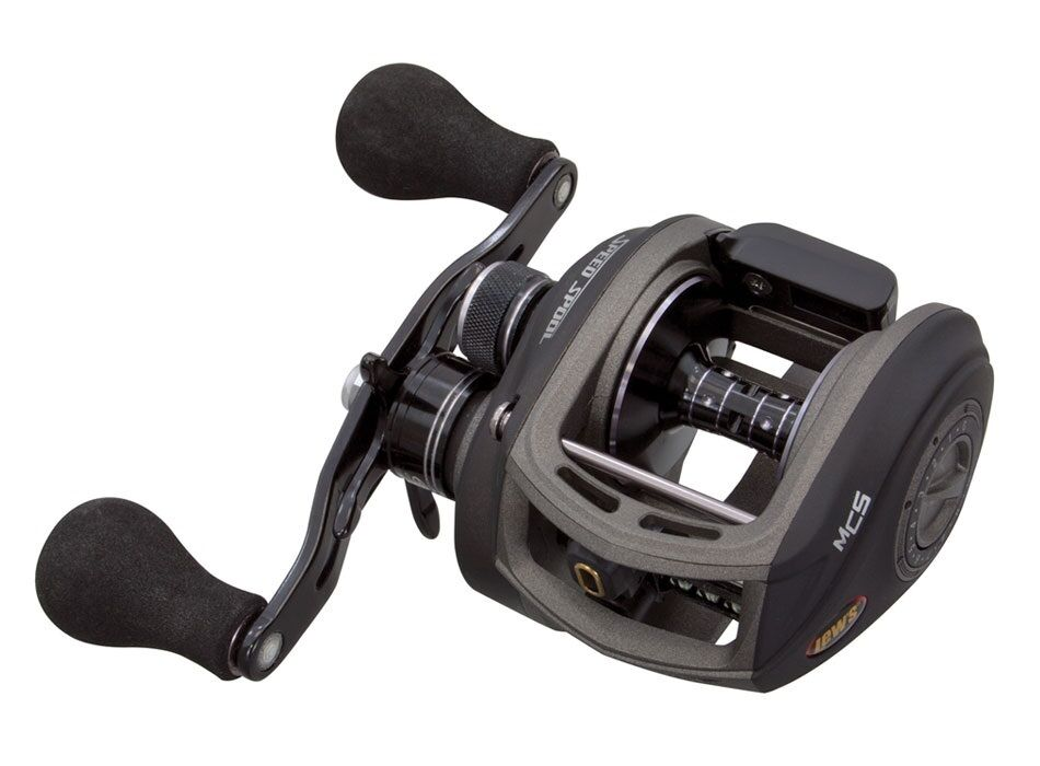 Lew's SDW2XH Super Duty Wide Speed 8.0:1 Spool Reel - Right Hand 8.0:1 Speed Retrieve 1d36eb