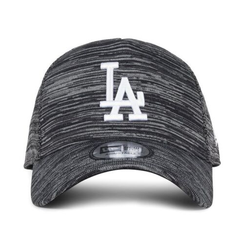 New Era MLB Los Angeles Dodgers Engineered Fit Adjustable One Size Snapback Hat
