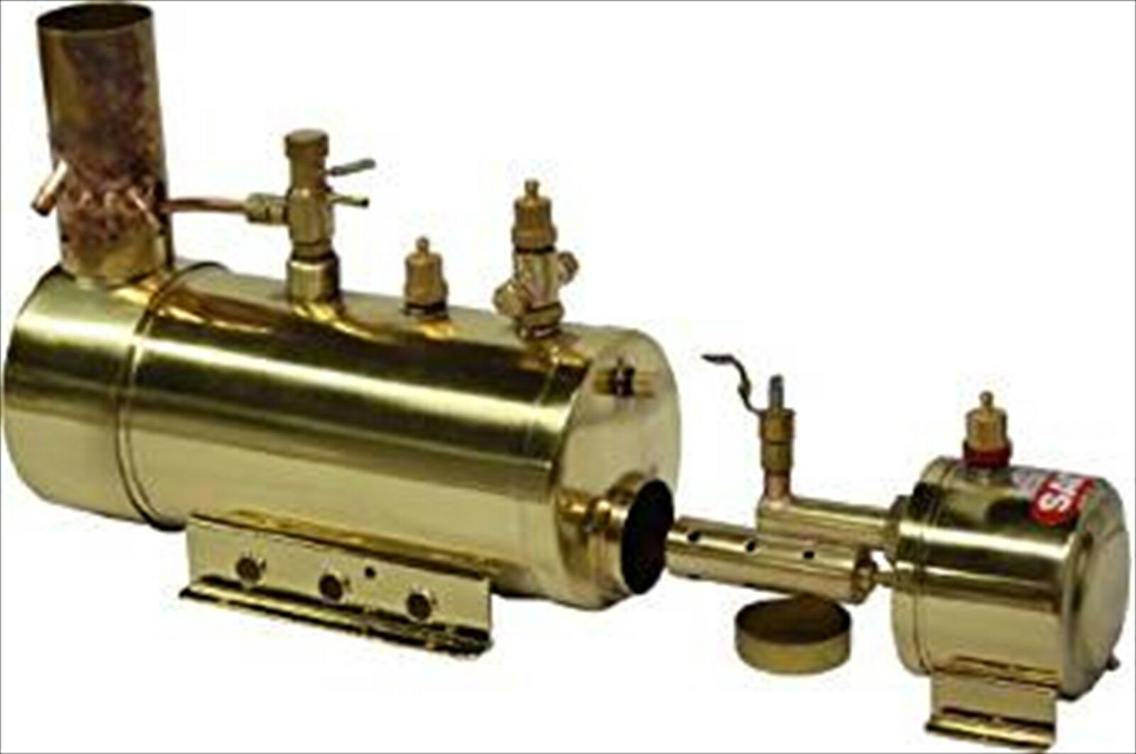 B2F SAITO Boilers for modello Ship Marine Boat  Ssquadra Engine TT2DRY2DRT2DR-L JP nuovo  Garanzia del prezzo al 100%