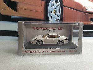 ATLAS-PORSCHE-911-CARRERA-BIANCO-1-43-Scale-Model-Car-PORSCHE-911-Series