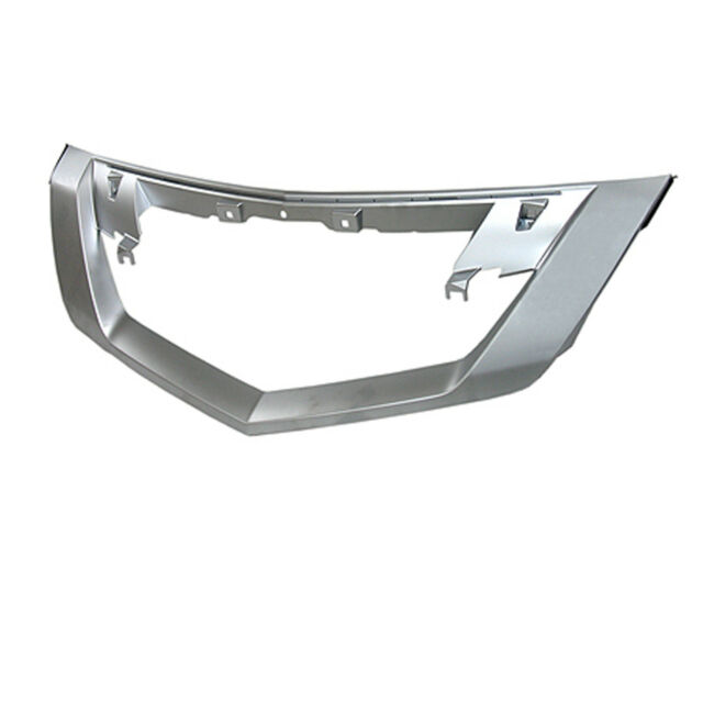 Front Grille Molding Satin Finish For Acura TL 2009-2011