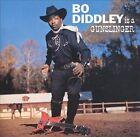 Bo Diddley Is a Gunslinger [Remaster] by Bo Diddley (CD, Apr-2004, Geffen)