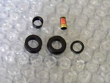 MAZDA MX5 BLUE FUEL INJECTOR SEALS DENSO 195500-4460 Turbo Supercharged 530CC