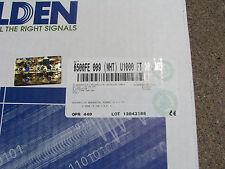 Belden Wire 6500UE 22/2C Media/Control/Audio/Comm Cable Plenum White 1000 ft