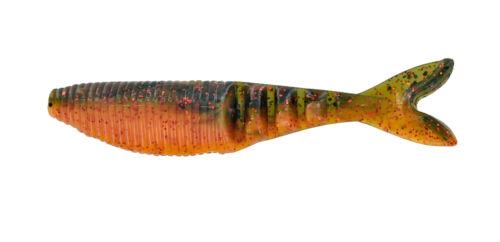 Yamamoto Zako Swim Bait 134-06-956 Melon Copper Crawdad Orange Laminate Two Tone