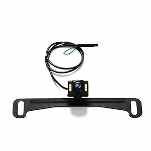 Autovox-Rear-View-Backup-Camera-License-Plate-Cam-Waterproof-LED-Night-Vision