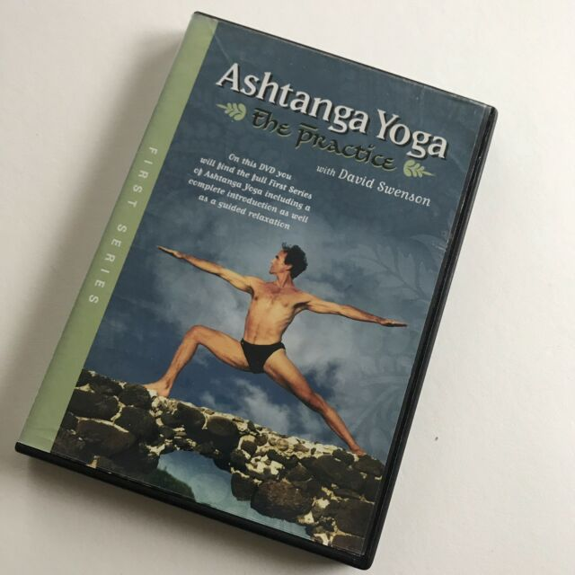 Dvd Ashtanga Yoga The Practice First Series With David Swenson 2hrs Vg For Sale Online Ebay