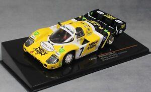 IXO-Porsche-956B-Le-Mans-winner-1984-Ludwig-Pescarolo-JOHANSSON-LM1984-1-43-NUOVO