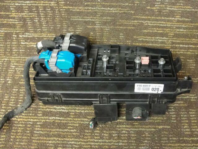 Kia Sedona Engine Fuse Box Relay Junction Block 06 07 08 09 10 2006 91950 4d020