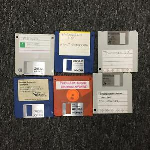 Windowatch-1-55-Mouse-Systems-Proliant-6000-3-5-034-Floppy-Disc-Software-Set