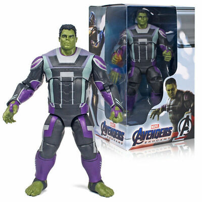 "Titan Hero Hulk 2019 Avengers Endgame Marvel 8/"" Action Figure Toy Collection"