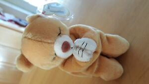 Ty Beanie Baby HOPE Very Rare orig 1998 collectible with Tag Errors.