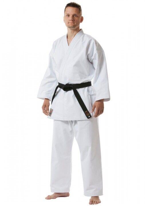 Tokaido KARATEANZUG, TOKAIDO BUJIN SHIRO, 14 14 14 OZ., WEIß. 150-200 Karate, SV, usw 34ed54