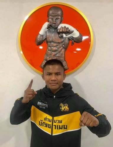 Real Muay Thai Sweat design premium boxing Gym Fright MMA Buakaw Banchamek
