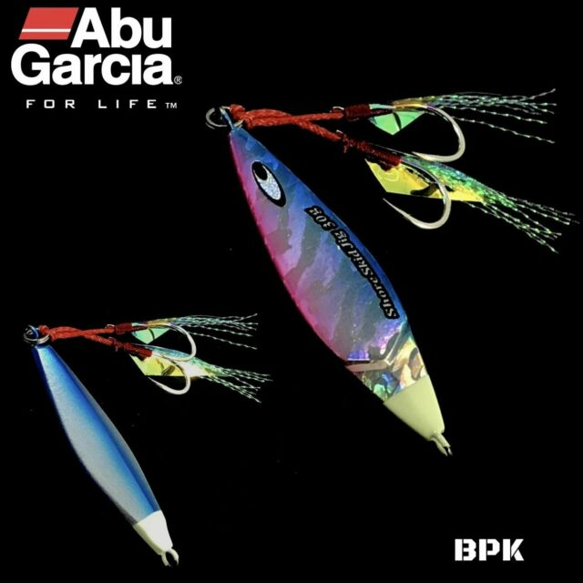 metal jig lure Shore skid jig 20g SSSHRSJ20-PK pink Abu Garcia *Abu Garcia