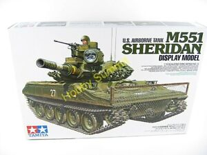 Tamiya-1-16-DIsplay-M551-SHERIDAN-US-Airborne-Tank-Model-Kit-36213