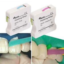 Dental Interproximal Sanding Paper Polishing Strip Finishing Sanding Grinding