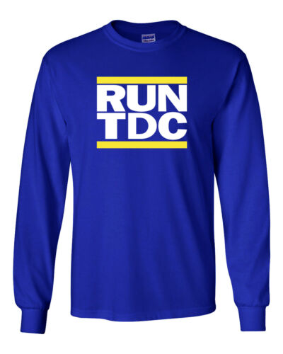 """Golden State T-shirt Kevin Durant Steph Curry /""""RUN TDC/"""" Shirt"""