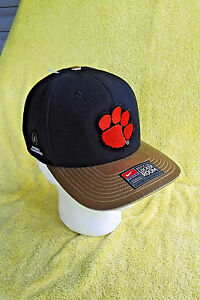 NEW W stickers! CLEMSON TIGERS NCAA 2016 NATIONAL CHAMPIONS GOLD ... 92b5c5bd9215