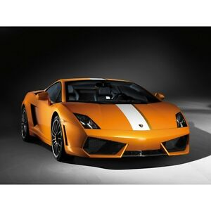 Poster Poster Lamborghini Gallardo Lp 550lp 550 Ebay